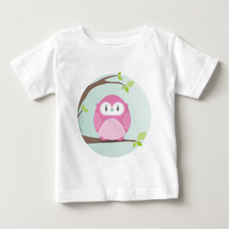 HOME SWEET HOME :: Owl in a tree 3 Baby T-Shirt