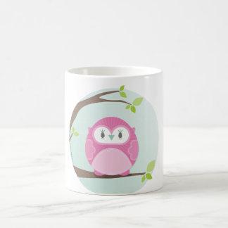 HOME SWEET HOME :: Owl in a tree 3 Mugs