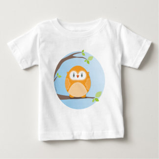 HOME SWEET HOME :: Owl in a tree 4 Baby T-Shirt