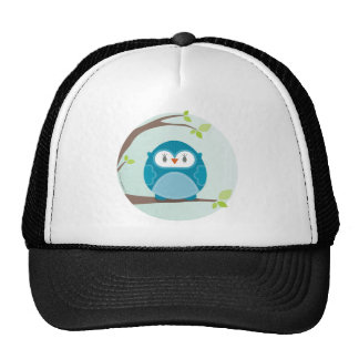 HOME SWEET HOME :: Owl in a tree 5 Hat