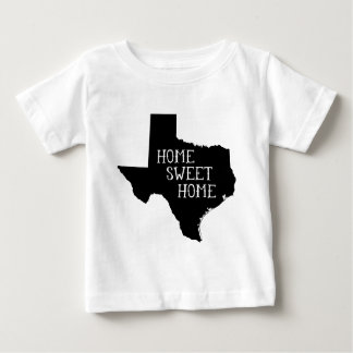 Home Sweet Home Texas Baby T-Shirt