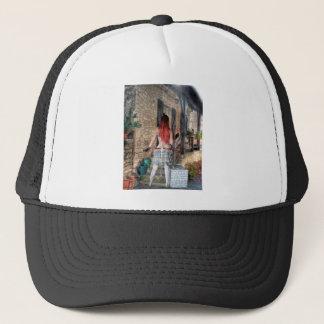 HOME SWEET HOME TRUCKER HAT