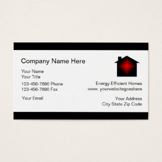 Home Technology Business Cards