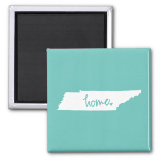 Home Tennessee Custom Color Magnet