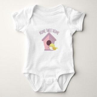 Home Tweet Home Baby Bodysuit