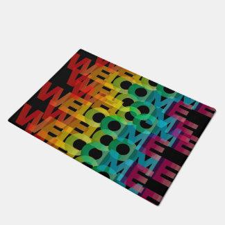 Home Welcome Pattern Doormat