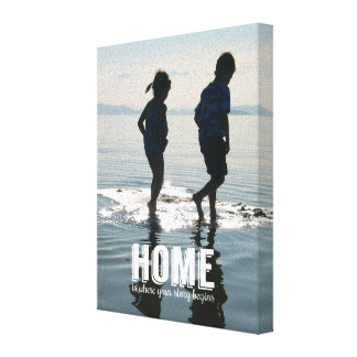 Browse the Photo Canvas Print Collection and personalize by color, design, or style.