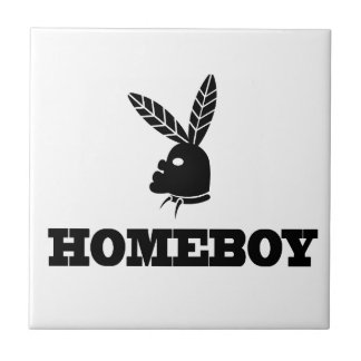 Homeboy Small Square Tile