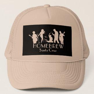Homebrew Band Logo Trucker Hat
