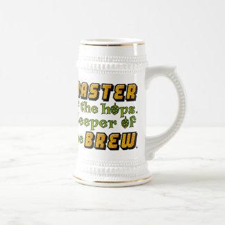 Homebrew Beer Brewer Mugs