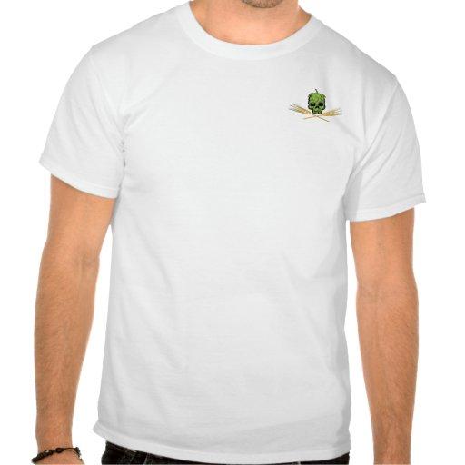 Homebrew Pirate Tee Shirts