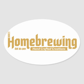 Homebrewing Stickers