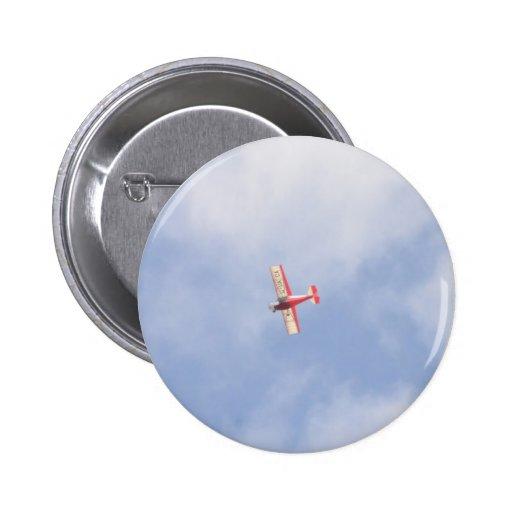 Homebuilt Airplane Pin