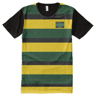 Homeland Attires Designer Jamaica Colors Shirt
