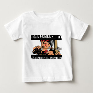 Homeland Security Baby T-Shirt