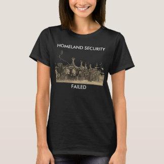 Homeland Security Failed Women's T-Shirt