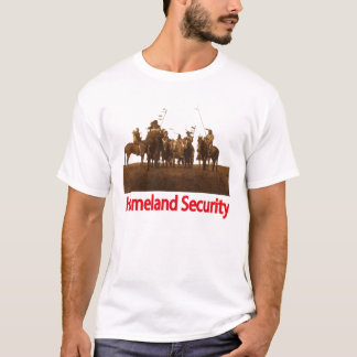 Homeland Security Native Americans T-Shirt