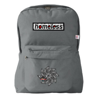 Homeless Heist Backpack