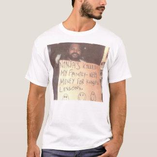 Homeless Ninja Man T-Shirt