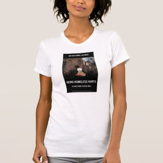 Homeless Sumie 1 T Shirts