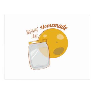 Homemade Moonshine Postcard