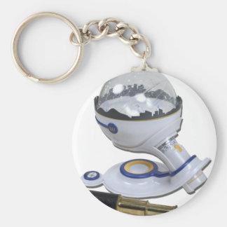 HomePlanetarium112010 Basic Round Button Key Ring