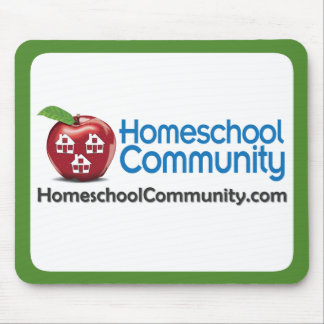 Homeschool Community Mouse Pad