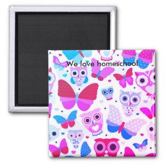 Homeschool magnet