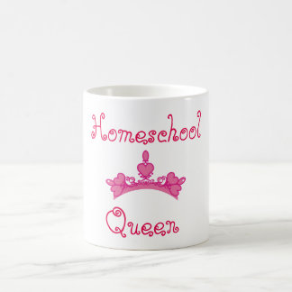Homeschool Queen Coffee Mug