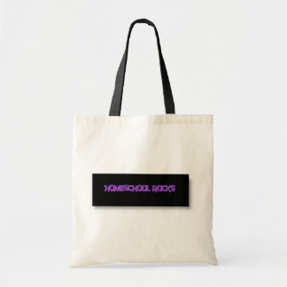 Homeschool Rocks Tote Bag