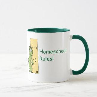 Homeschool Rules! Mug