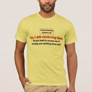 Homeschool Shelter T-Shirt
