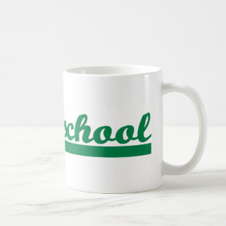 Homeschool Team Mug - Green