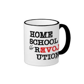 Homeschool the REVOLution Coffee Mugs