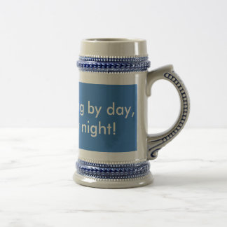Homeschooler Relaxing Beer Stein