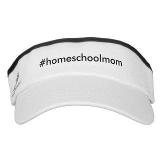 #homeschoolmom visor
