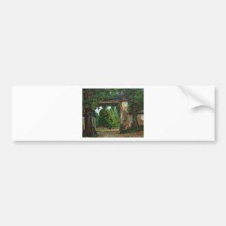 homestead (1) bumper sticker