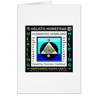 HOMESTEAD-1 Global-Earth Card