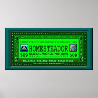 HOMESTEADOR-$09 POSTER