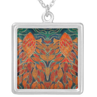 Homeward (painting) necklace