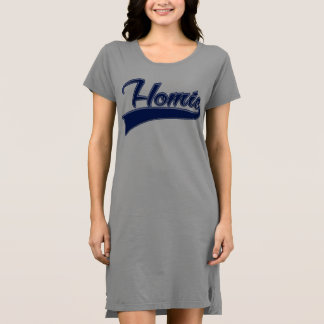 Homie T-Shirt Dress
