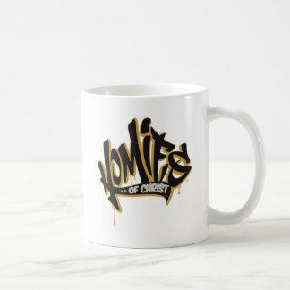 Homies of Christ® Coffee Mugs