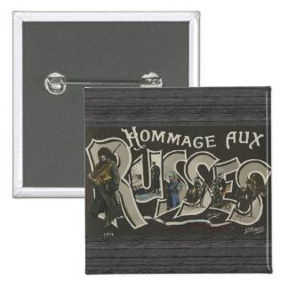 Hommage Aux Russes Vintage Buttons