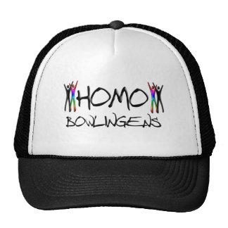 Homo bowling hats