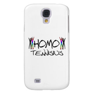Homo tennis samsung galaxy s4 cases