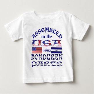 Honduran Parts Front T Shirts