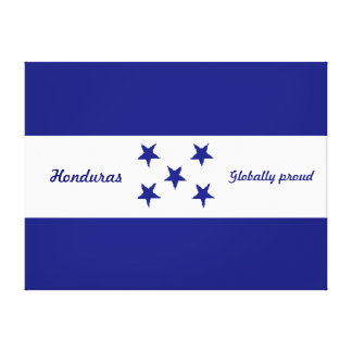 Honduras Stretched Canvas Prints