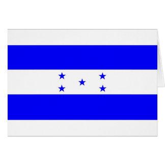 Honduras Greeting Card