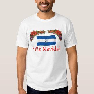 Honduras Christmas Tee Shirt