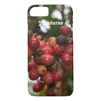 Honduras Coffee Beans iPhone 7 Case